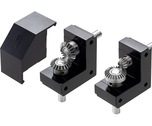 BE BEVEL GEARBOXES