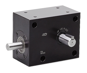 HY HYPOID GEARBOXES