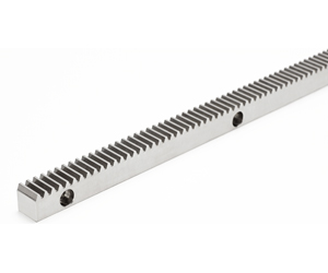 304 STAINLESS STEEL RACK GEARS with BOLT HOLES