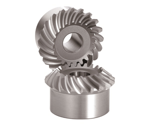 GROUND SPIRAL MITER GEARS