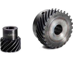 HARDENED SCREW GEARS