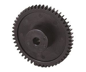 MOLDED PLASTIC SPUR GEAR